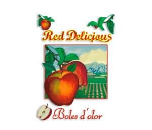 Red Delicious / Manzana