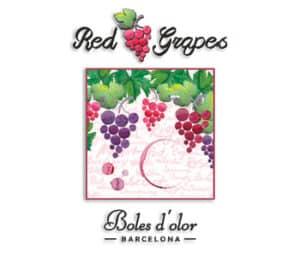 Red Grapes / Uva Roja