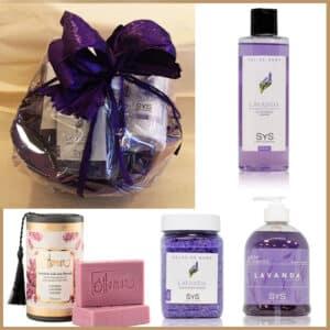 cesta-regalo-aromatica-lavanda-cosmetic