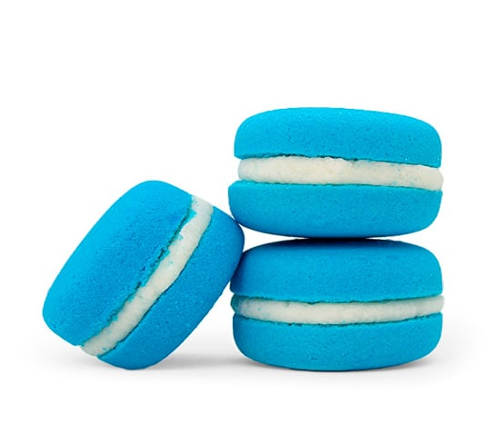 Macarons de Baño Blue Light 80/85g