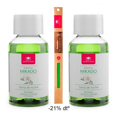 Recambio Mikado 100+100 ml. -21%