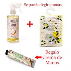 ambientador-spray-absorbe-olores-500-ml-sachet-perfumado-mas-regalo-crema-de-manos