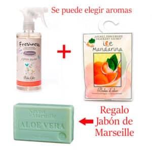 ambientador-spray-absorbe-olores-500-ml-sachet-perfumado-mas-regalo-jabon-de-marseille