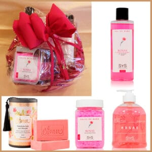 cesta-regalo-aromatica-rosa-cosmetic