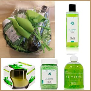 cesta-regalo-aromatica-te-verde-cosmetic