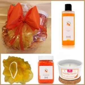 cesta-regalo-cosmetica-mango-y-candel.