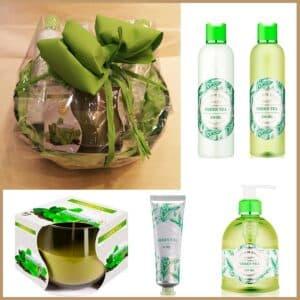 cesta-regalo-te-verde-cosmetic-candel